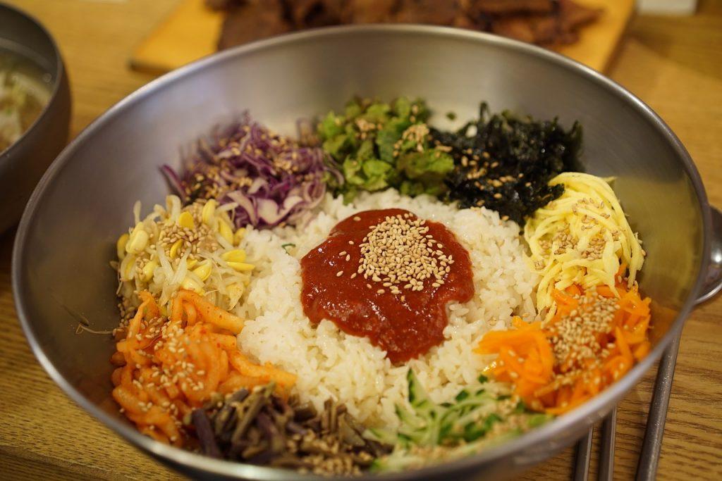 北新地の韓国料理店一覧