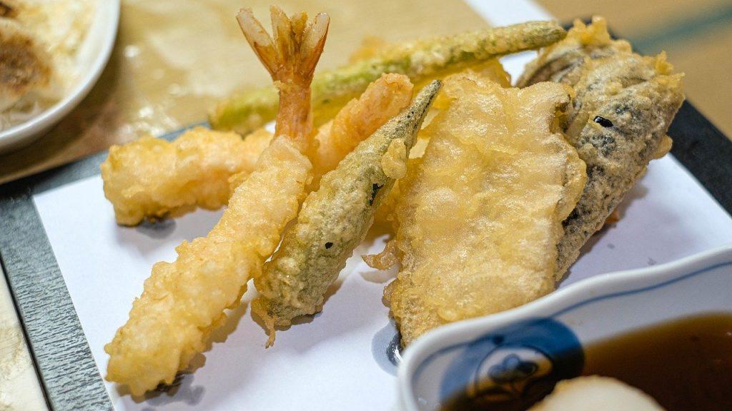 北新地の天ぷら料理店一覧