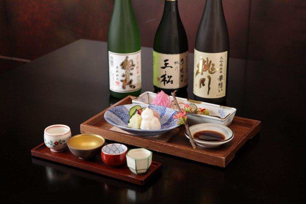 北新地の焼酎・日本酒バー一覧